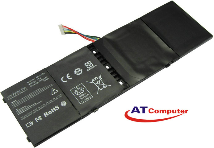 PIN ACER Aspire V5-452, V5-472, V5-473, V5-481, V5-481P, 3Cell, Oem, Part: AP13B8K, AP13B3K(4ICP6/60/78