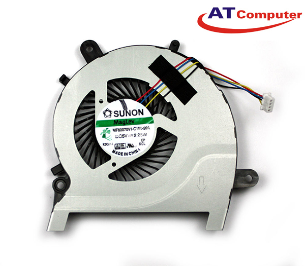 FAN CPU ASUS V451L, V451LN, V451J, V451LN, N4210, N4210. Part: MF60070V1-C190-S9A