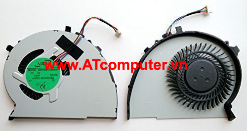 FAN CPU LENOVO Ideapad U430P, U430P-IFI. Part: AB07505HX060B00(00LZ9)