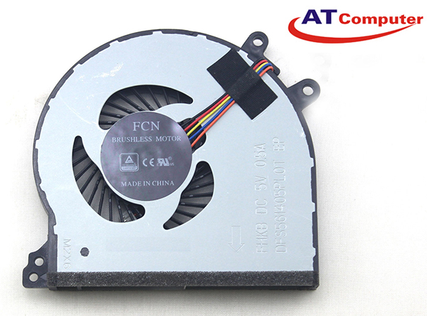 FAN CPU LENOVO Ideapad 310, 310-15ISK, 310-15ABR. Part: DFS561405PL0T, DFS561405PL0T