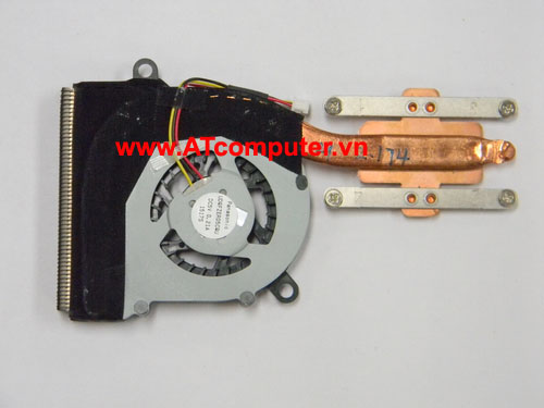 FAN CPU IBM ThinkPad E120, E125, E130, E135 . Part: UDQFZER05CQU, 04W2215