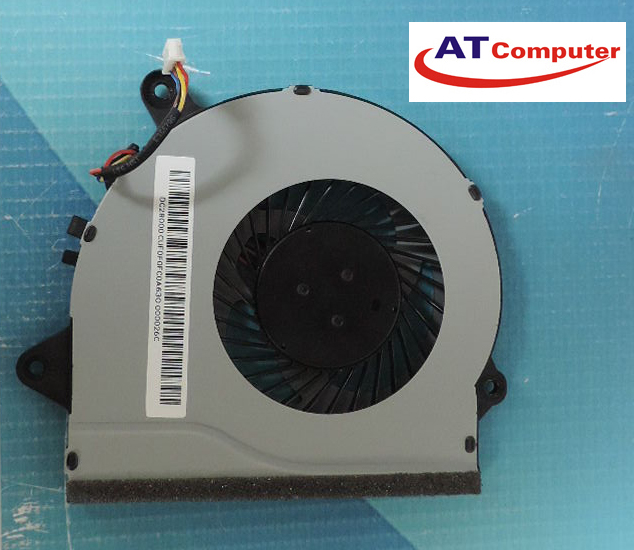 FAN CPU LENOVO Ideapad 300-14ISK, 300-15ISK0. Part: DFS561405PL0T, 5F10K42885