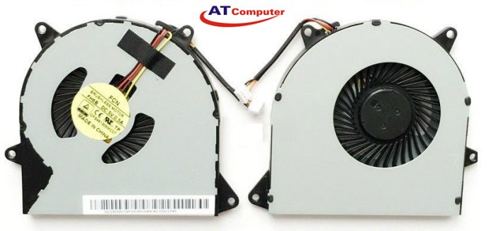 FAN CPU LENOVO Ideapad 110-14IBR, 110-15ACL, 100-15IBD
