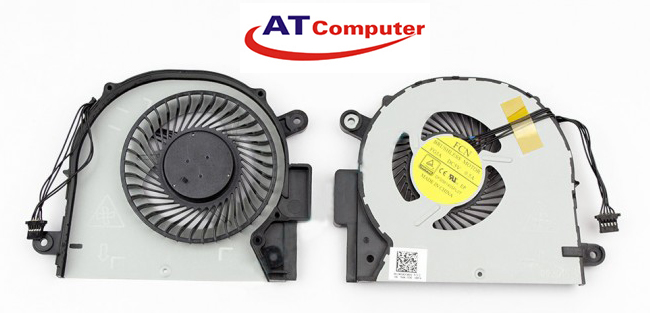 FAN CPU LENOVO Y50C, V4000. Part: DFS561405PL0T