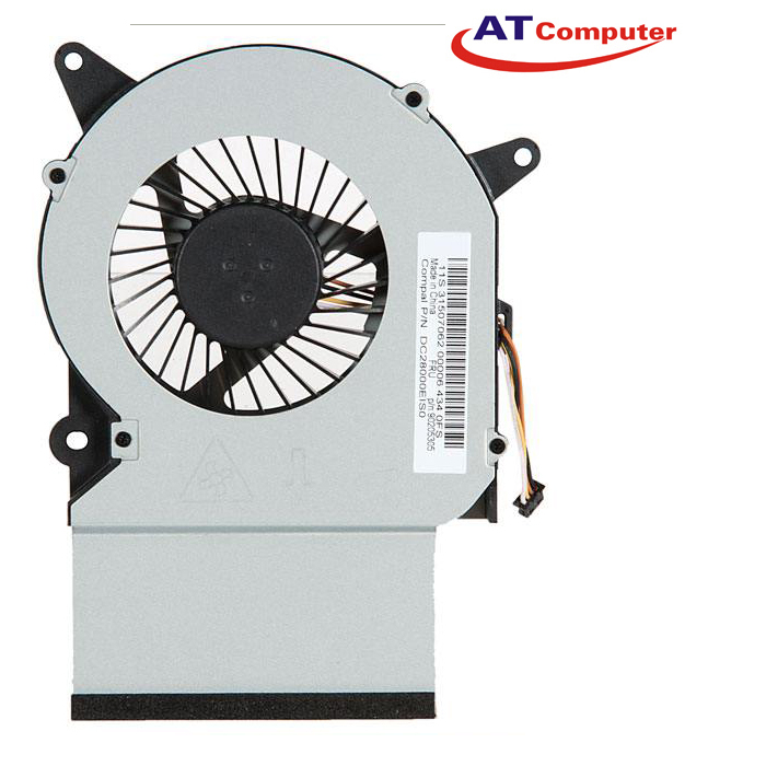 FAN CPU LENOVO Ideacentre A740, A540. Part: EG90120S1-C010-S99, 90205305