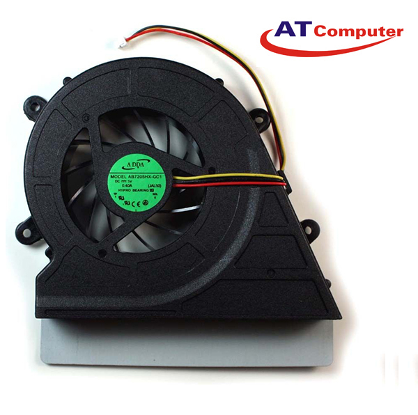 FAN CPU LENOVO C305. Part: KSB0705HA, UDQF2JH11CQU