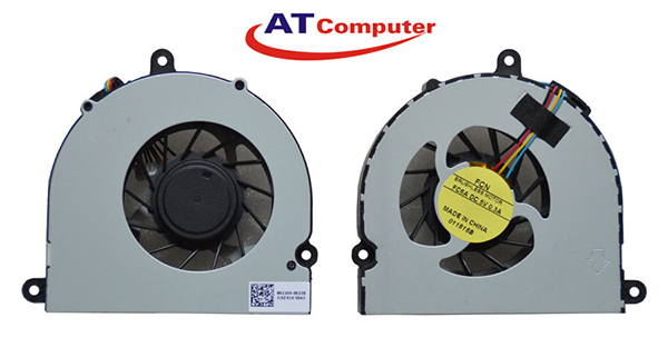 FAN CPU LENOVO N480, N485. Part: 011816B, LY60B50P