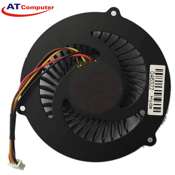 FAN CPU LENOVO Y400, Y500. Part: DFS541305MH0T, BRUSHLESS