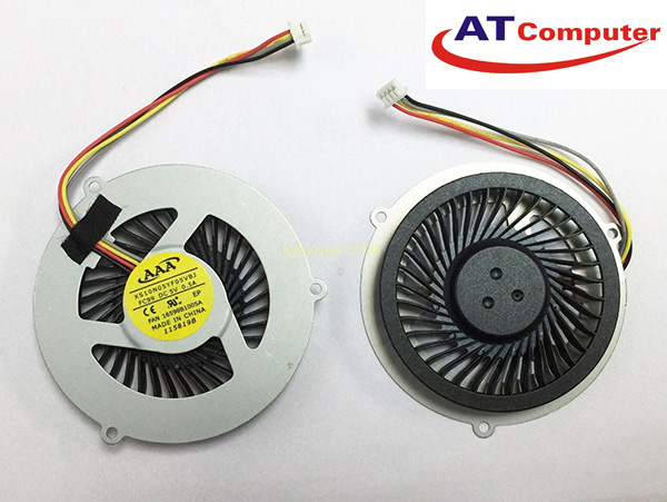 FAN CPU LENOVO Y570, Y570A, Y570N, Y570G. Part: MG60120V1-C060-S99, AD0605HX-TOB