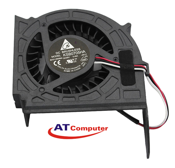 FAN CPU SAMSUNG RF411, RF410. Part: KSB0705HA, DFS531005MC0T, BA81-11007B, BA62-00537D