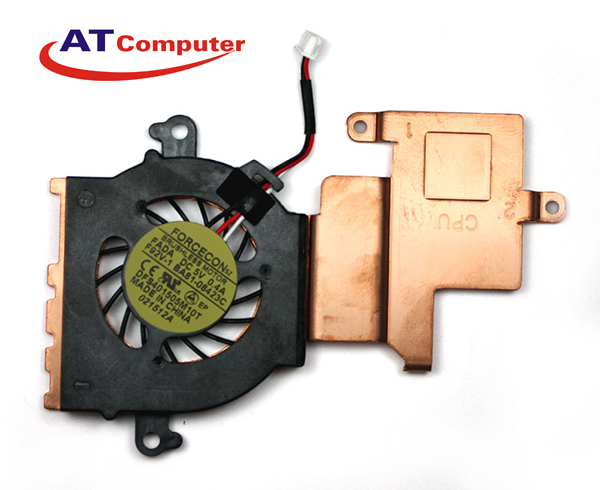 FAN CPU SAMSUNG N148, N150, NB30, N210. Part: DFS401505M10T