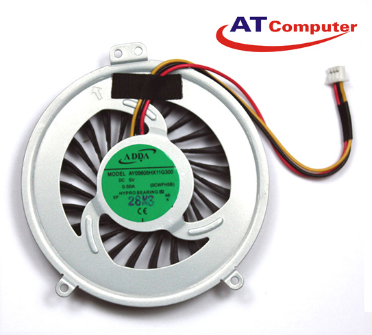 FAN CPU SONY VAIO VPC-EE. Part: AY05605HX11G300, AD5605HX-GD3