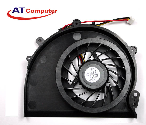 FAN CPU SONY VGN-AW. Part: UDQFZZH24CFO
