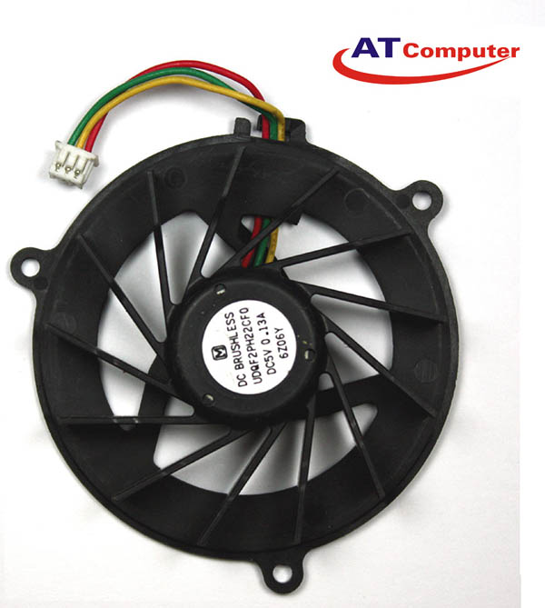 FAN CPU SONY Vaio VGN-FE600, VGN-FE800. Part: UDQF2PH22CF0