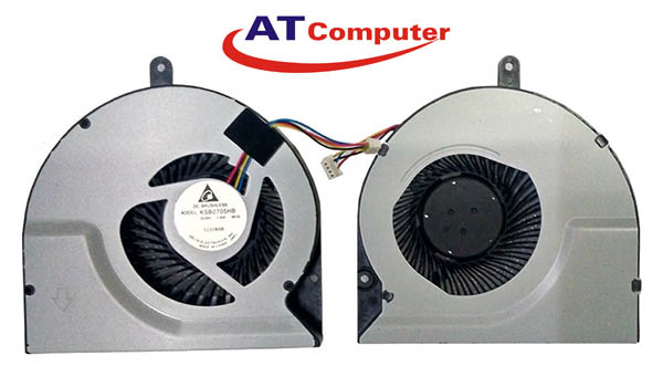 FAN CPU ASUS N76VZ, N76VZ-DS71. Part: 13GNAJ1AM010-1