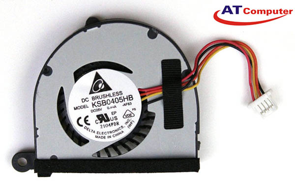 FAN CPU ASUS Eee Pc 1015, 1015T, 1015B, 1015PE, 1015P. Part: NFB40A05H