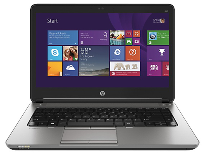 HP ProBook 640 G1, i5-4300M, 4G, 250Gb, 14.0 LED
