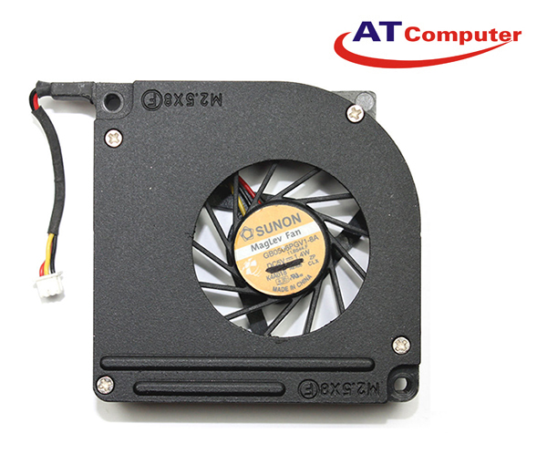 FAN CPU DELL D610. Part: GB0506PGB1-8A, GB0506PGV1-8A
