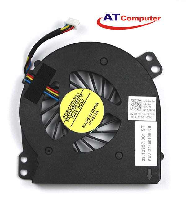 FAN CPU DELL Latitude E5410, E5510. Part: DFS531205HC0T