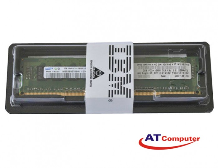 RAM IBM 16GB DDR4 Memory PC4-17000 CL15 2133MHz LP RDIMM. Part: 95Y4820
