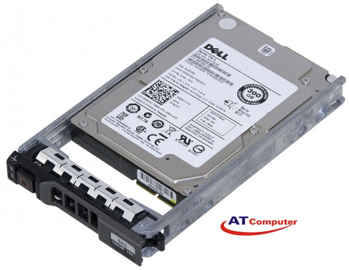 HDD DELL 300GB SAS 15K RPM 12Gbps 2.5''. Part: 07FJW4