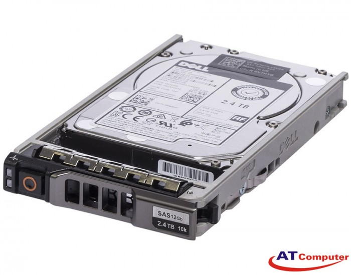 HDD DELL 2.4TB SAS 10K RPM 12Gbps 2.5. Part: GND9R