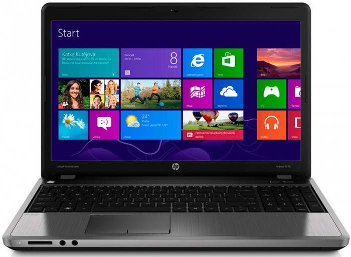 HP Probook 4740s, i5-3320M, 4G, 250Gb, 17.3LED, VGA ATI HD 7570M 1Gb
