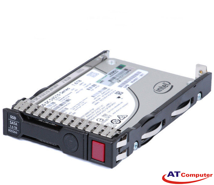 HP 1.6TB SSD SATA 12Gbps SFF 2.5. Part: 869386-B21