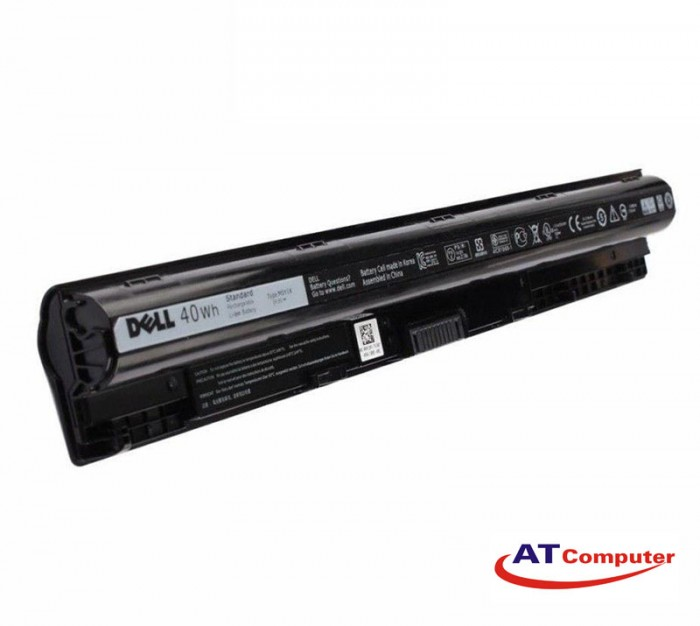 PIN Dell Inspiron 17 5755, 5758, P28E. 4Cell, Original, Part: GXVJ3, HD4J0, K185W, M5Y1K