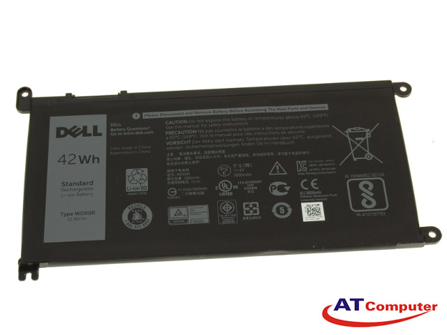 PIN Dell Inspiron 13, 7373, 3Cell, Original