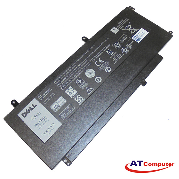 PIN Dell Vostro 14, 5000, 5459, Dell Inspiron 15 7547, 7548. 3Cell, Oem. Part: 0PXR51, 0YGR2V, D2VF9, PXR51