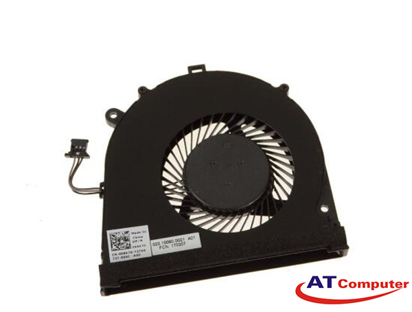 FAN CPU Dell Latitude 3480. Part: X6K70, 0X6K70