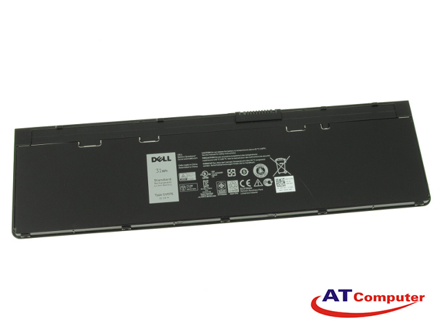 PIN Dell Latitude E7240, E7250, E7420, E7440, E7450, 3Cell, Original. Part: 451-BBFW, 451-BBFX, GVD76, HJ8KP, NCVF0