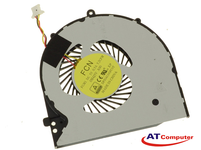 FAN CPU Dell Latitude 3470, 3570. Part: M4J5V
