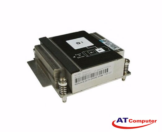 Heatsink HP ProLiant BL460C Gen9, BL660 Gen9. Part: 740346-001, 777686-001