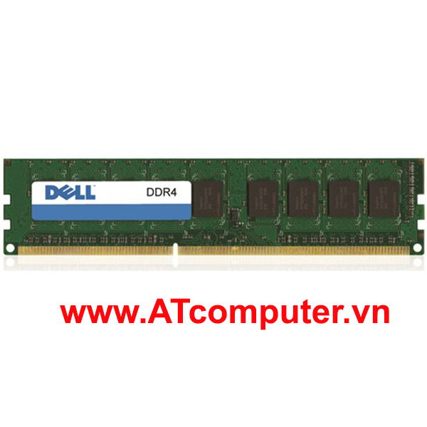 RAM DELL 4GB DDR4-2133MHz PC4-17000 ECC Registered Single Rank. Part: A7910486