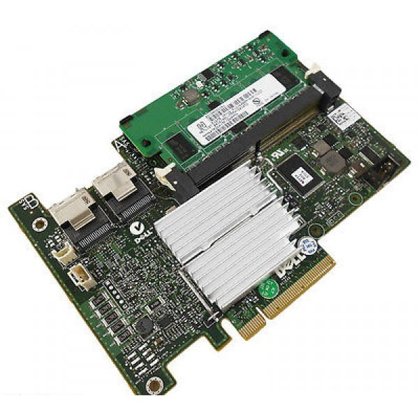 DELL PERC H700 1GB SAS External RAID Controller. Part: HCR2Y