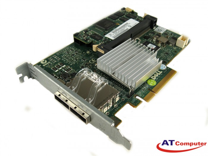 DELL PERC H800 512MB SAS External RAID Controller. Part: 71N7N
