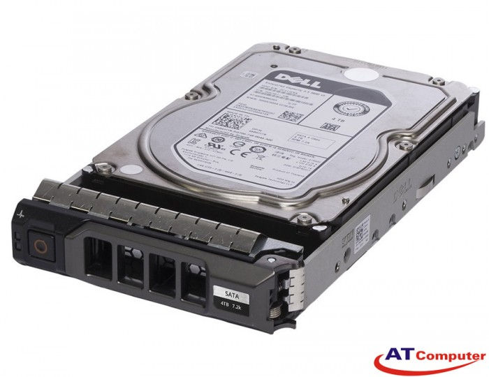 HDD DELL 4TB SATA 7.2K RPM 6Gbps 3.5. Part: 6PYJ3