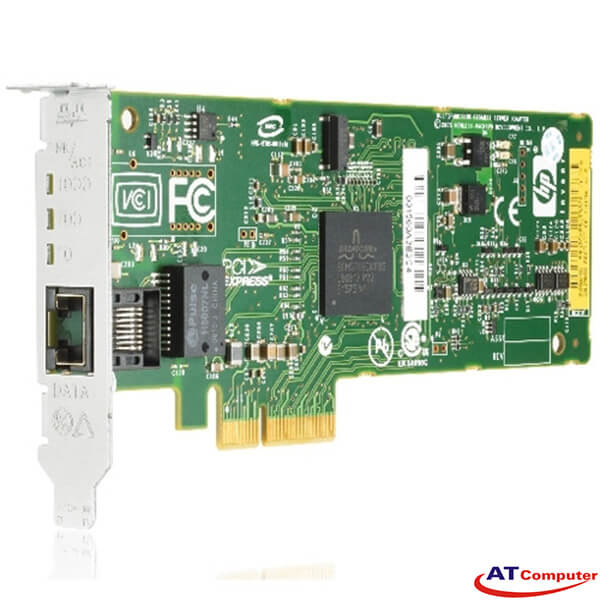 HP NC373F PCI Express Multifunction Gigabit Server Adapter, Part: 394793-B21