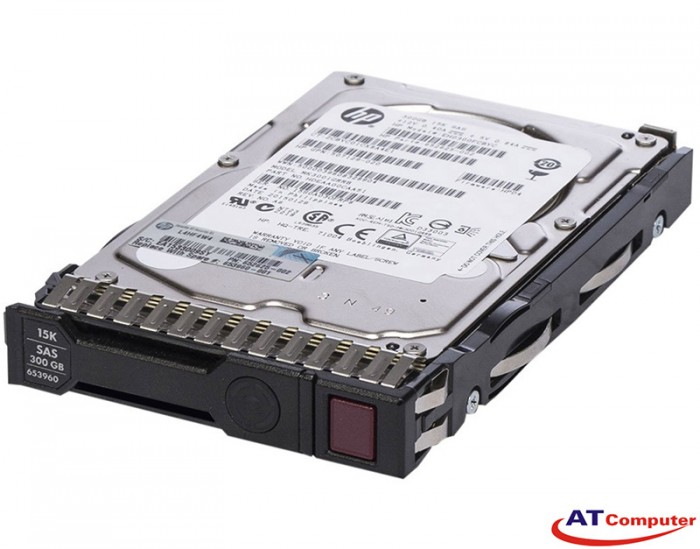 HP 300GB SAS 15K 12G DP 3.5. Part: 737390-B21