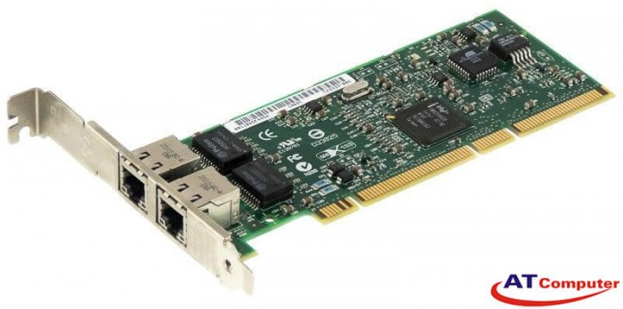 HP NC7170 PCI-X Dual Port 1000T Gigabit Server Adapter, Part: 313881-B21