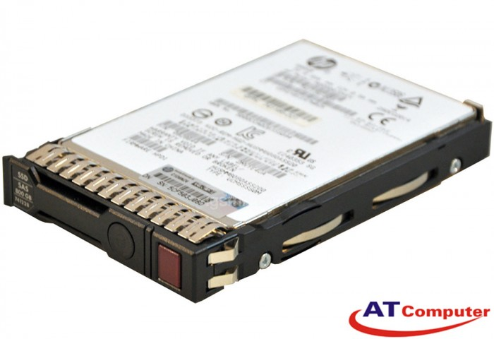 HP 800GB SSD SAS 12Gbps WI SFF 2.5. Part: 802584-B21