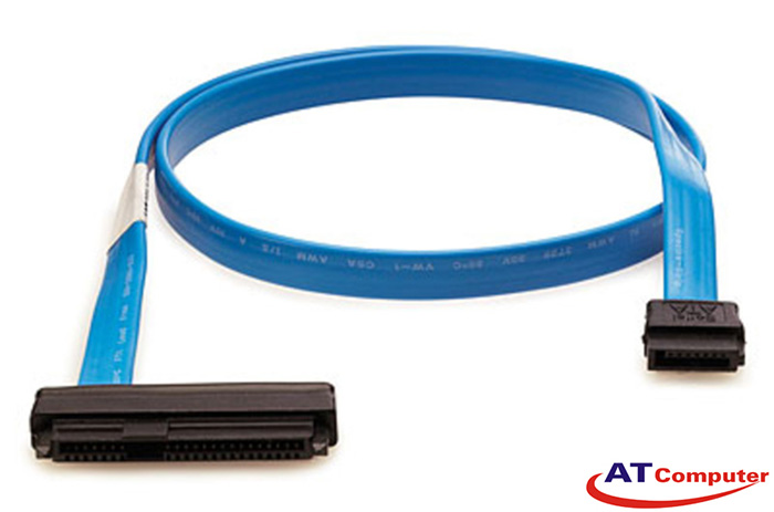 HP 12LFF Smart Host Bus Adapter (HBA) H240 SAS Cable Kit For HP DL380 Gen9. Part: 786215-B21