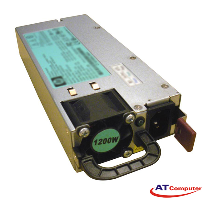 HP 1200W Power Supply Kit For HP Proliant DL380p Gen8, DL560 Gen9. Part: 748287-B21