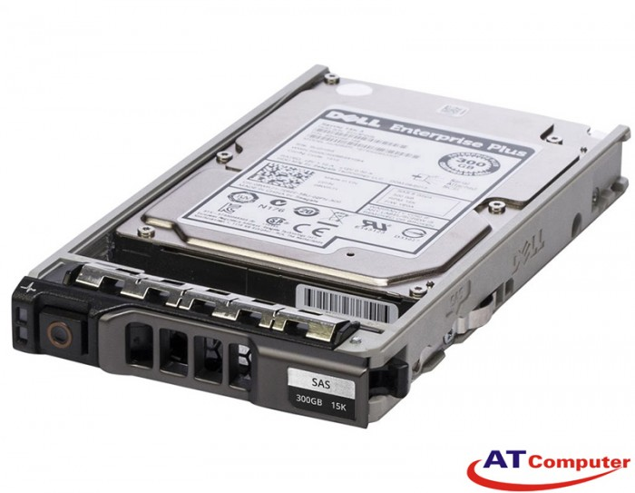 DELL 300GB SAS 15K RPM 12Gbps 512n 2.5. Part: 6HFDF, 400-AXCF