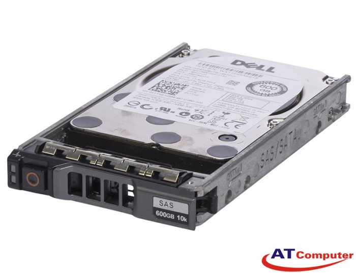 DELL 600GB SAS 10K 12Gbps 512n 2.5. Part: 4W3N5, 400-AJOR