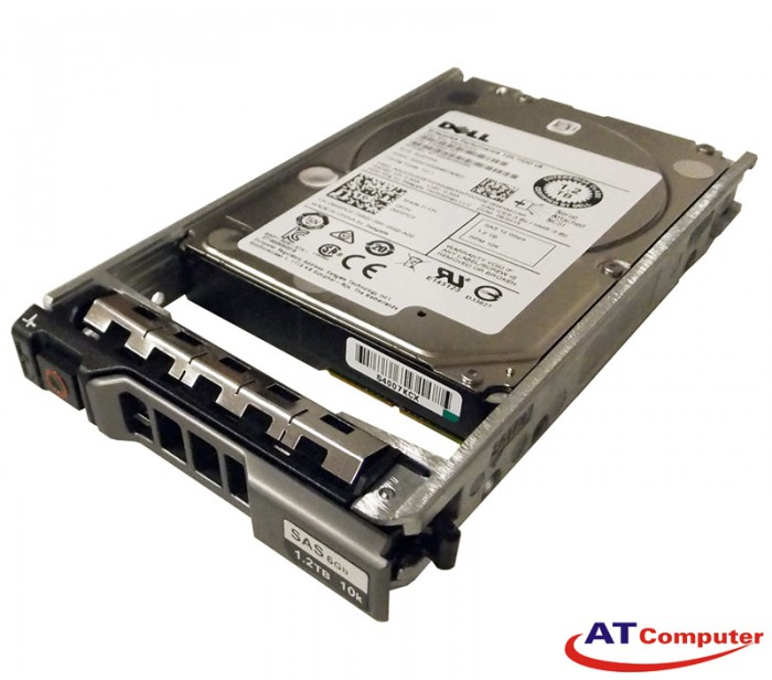 DELL 1.2TB SAS 10K 12Gbps 512n 2.5. Part: XPM34, 400-AJPZ