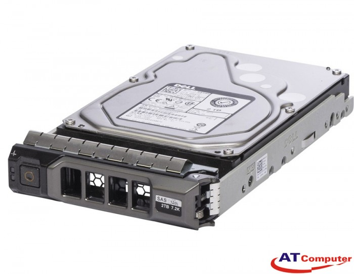 DELL 2TB SAS 7.2K 12Gbps 512n 2.5. Part: 2C8HJ, 400-ANWZ