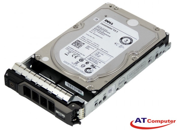 DELL 4TB SAS 7.2K 6Gbps 512n 3.5. Part: DTK38, 400-26599